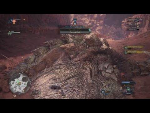 Monster Hunter World: Cazando un Rathian