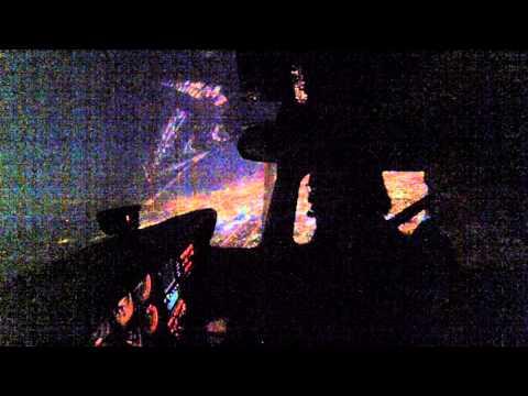 Night flight to Palm Springs