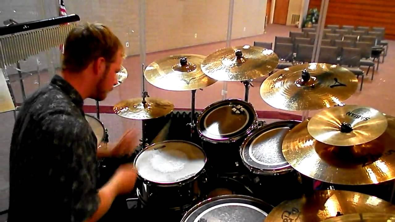 John Lamb Drum Solo - YouTube