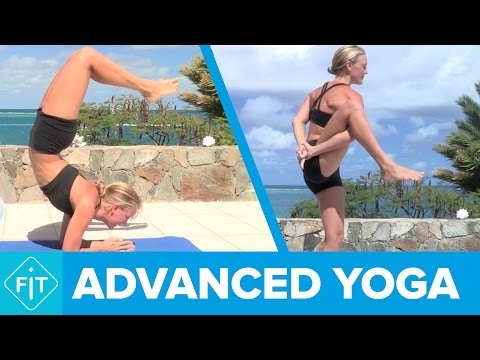 Top 6 Advanced Yoga Poses