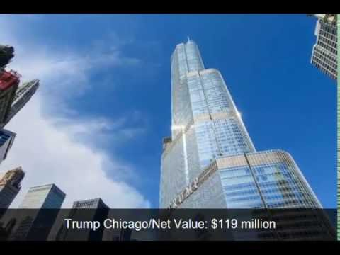 Fortune of Donald Trump Forbes 2016