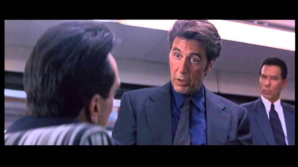 Heat 1995 Best Of Vincent Al Pacino Youtube