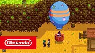 Stardew Valley - Trailer (Nintendo Switch)