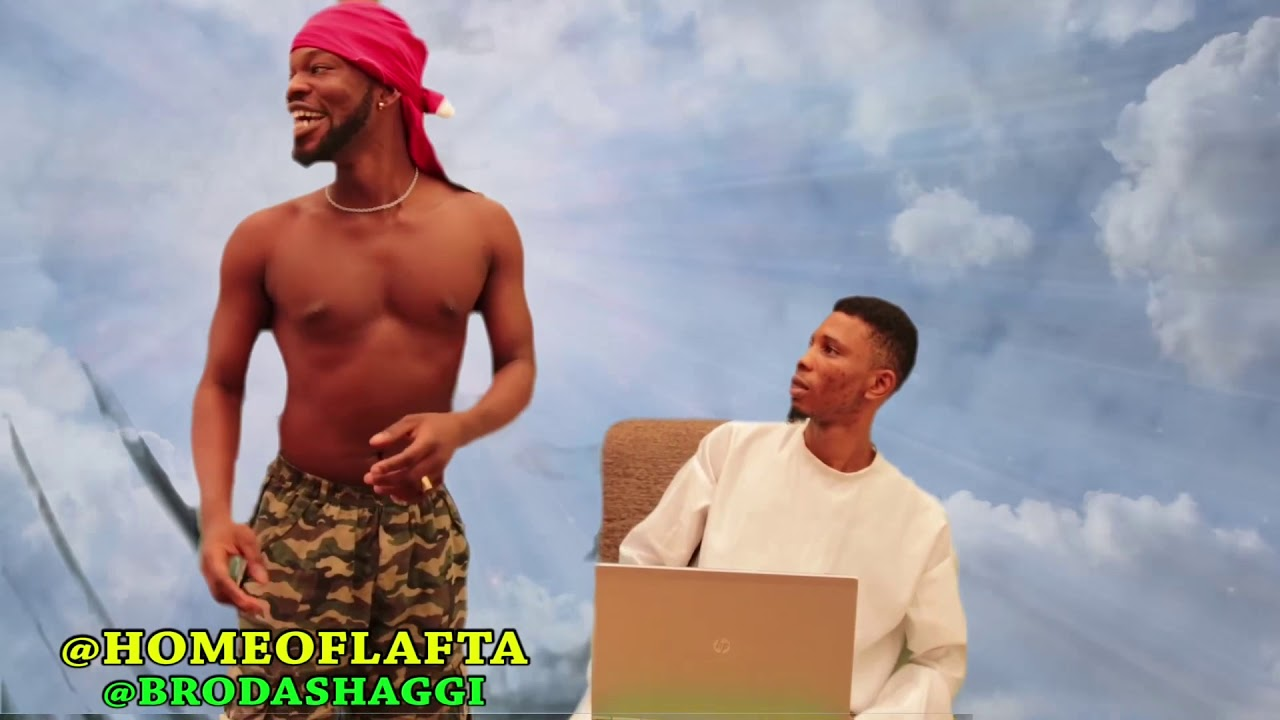 BRODASHAGGI in heaven (full video) #brodashaggi, #oyahitme