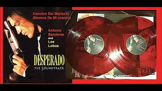 Los Lobos with Antonio Banderas - Cancion Del Mariachi (Morena De Mi Corazon)
