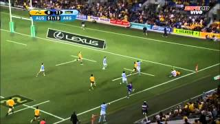 Try de Los Pumas vs Wallabies