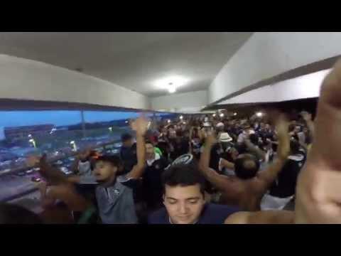 Torcida do Clube do remo, saída do mangueirão campeão do 2º turno 26/04/2015
