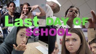 Last Day Of School Vlog 2018!!!!!!!!!!!!