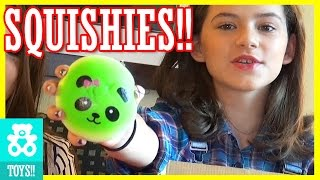 Squishy Box Opening Surprise Squishies!