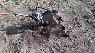 Култиватор из стиральной машины(Электрокультиватор., 2016-09-23T14:49:15.000Z)