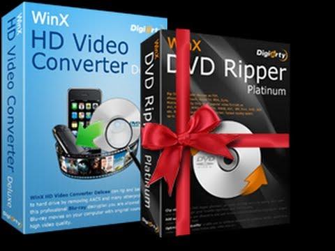 WinX DVD Ripper Platinum walk through