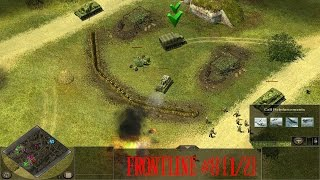 Let's Play Frontline Fields of Thunder #08 [1/2] Wehrmacht - Stellungskrieg