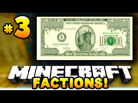 Minecraft FACTIONS #3