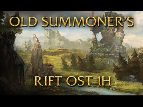 LoL Musics - Old Summoner's rift soundtrack [1h]