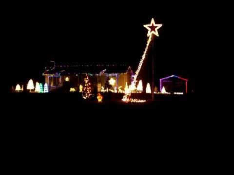LIGHT-O-RAMA WALLIS CHRISTMAS LIGHTS MUSIC BOX DANER SEQUENCE BY WOW LIGHTS - LIGHT-O-RAMA WALLIS CHRISTMAS LIGHTS MUSIC BOX DANER SEQUENCE BY WOW