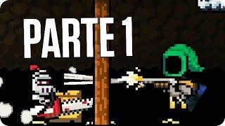 ¡PATOS, CAPAS Y TENSION! PARTE 1 | DUCK GAME Con Sara, Luh y Exo