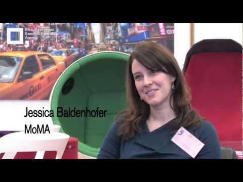 Jessica Baldenhofer, Museum of Modern Art – Intensivdagarna 2012