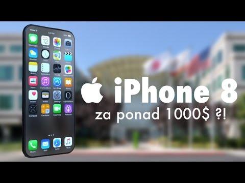 iPhone 8 za ponad 1000$ ?! | AppleNaYouTube