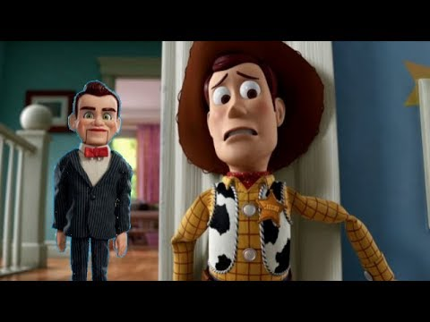 Woody & Buzz vs  Benson