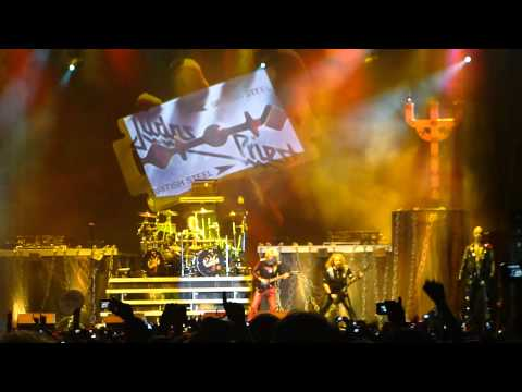 Judas Priest - Breaking the Law (En Vivo en Caracas 25/9/20111)