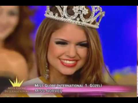 MISS GLOBE INTERNATIONAL 2011 (NORTH CYPRUS - TURQUIA)