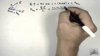 Problema 7, Producto punto
