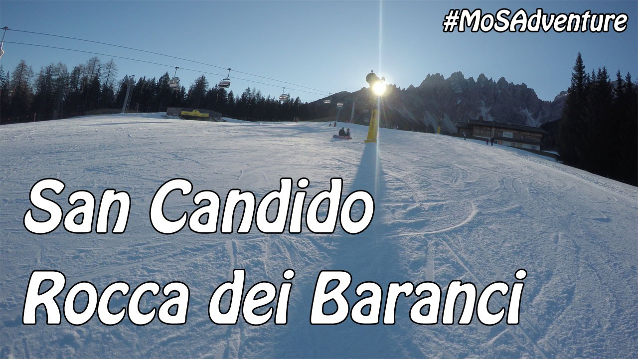 San candido - #mosadventure - instrumental core: become a legend