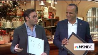 Tariq Farid on MSNBC Your Business 1-22-17