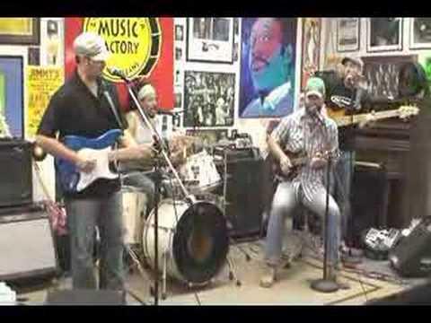 Honey Island Swamp Band @ Louisiana Music Factory 2008