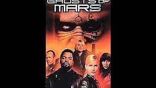 Opening To Ghosts Of Mars 2001 VHS