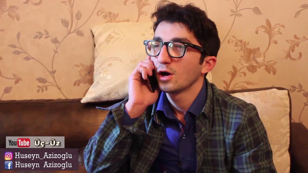 Kimin belə dostları var? Hüseyn Azizoğlu vine 2017