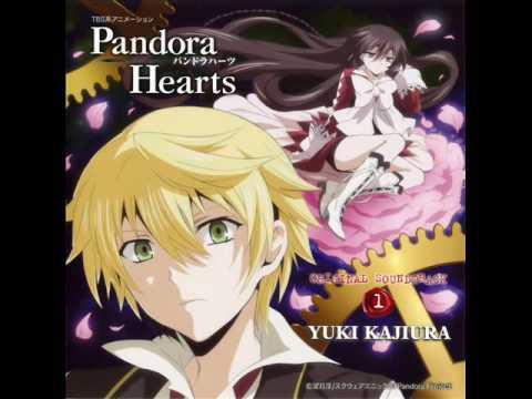 pandora hearts 25