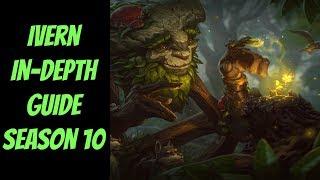 Ivern Guide In-Depth Season 10 -- The Strategy Professor -- League of Legends