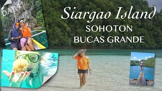 SIARGAO (Day 4): SOHOTON COVE BUCAS GRANDE ISLAND TOUR, PERFECT WAY TO GET YOUR ADRENALINE PUMPING!