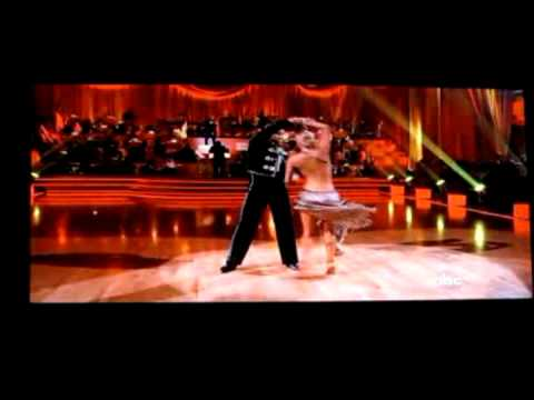 Dancing With The Stars: Hines Ward & Kym Johnson 4/11/11--Paso Doble