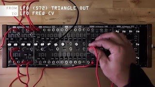 SYSTEM-500 Sound Patch Example 9.