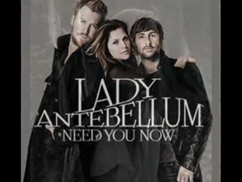 Lady Antebellum - TRULLY - ACM Lionel Ritchie Concert ( HQ )