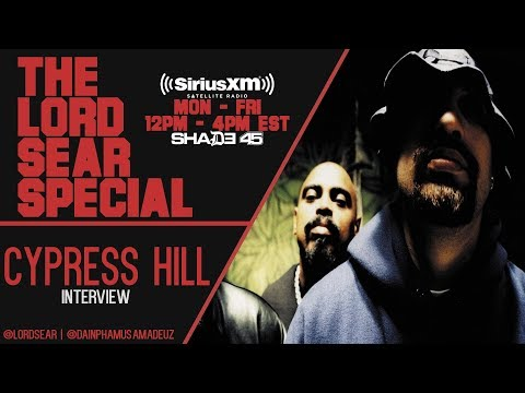 The Lord Sear Special | Cypress Hill On Stage Diving, B-Real Gang Banging & More!