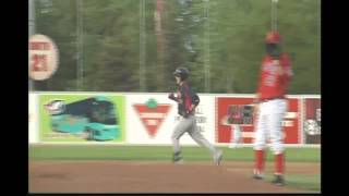 LIN - Ian Gac's fifth inning home run