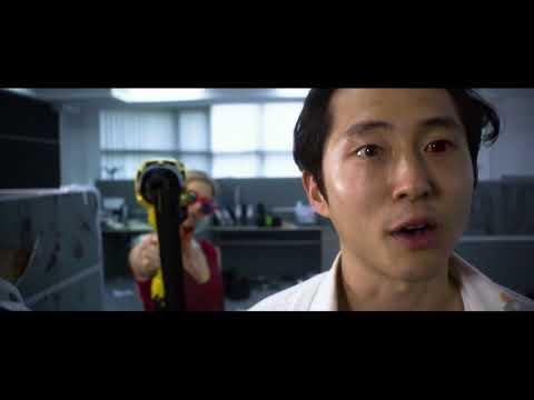 Mayhem (2017) - Office Brutal Fight Scene (1080p) streaming vf