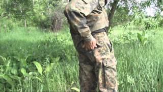 Форма б/у  армии Бундесвера(, 2013-06-03T19:55:27.000Z)