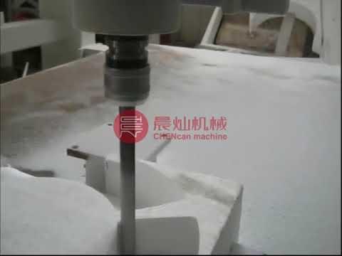 CNC Wood Pattern Router machine milling foundry foam patterns 3d models