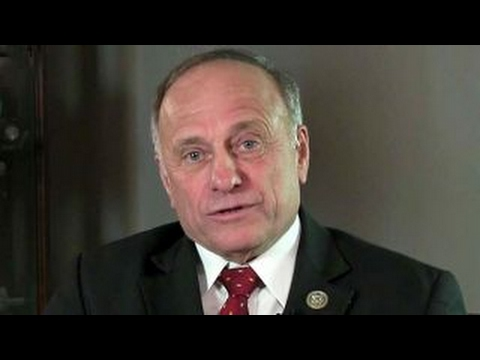 Rep. Steve King explains defense of 'our civilization' tweet