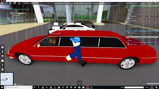 Roblox GamePlay | Ultimate Driving | I WAS THE PRESIDENT | Red Limo | Ft. Ford Focus 165 | Enjoy!