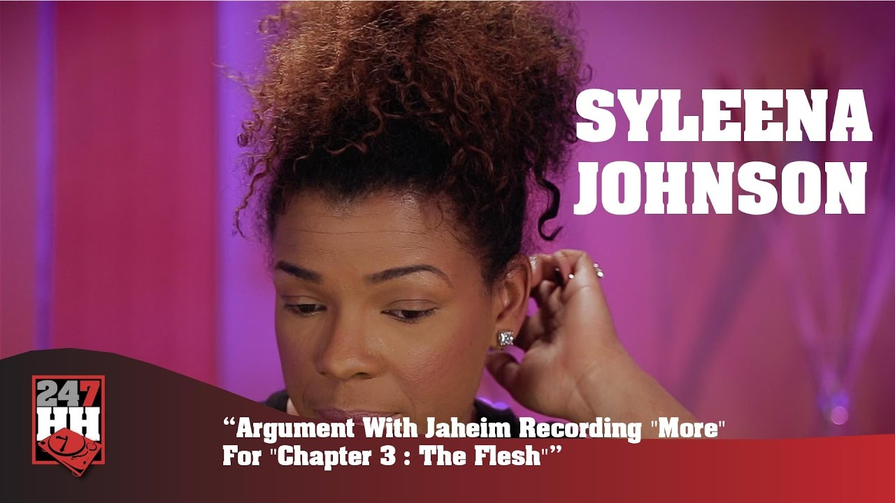 "Syleena Johnson - Argument With Jaheim Recording ""More"" For ""Chapter 10:The  Flesh"" (10HH Exclusive)"