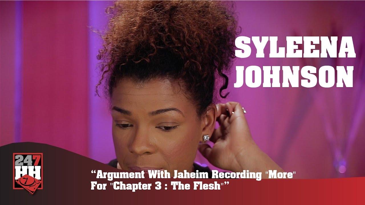 pictures Syleena Johnson