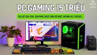 """PC GAMING dành cho anh em game thủ """"sinh viên"""" chỉ 15 triệu đồng"""