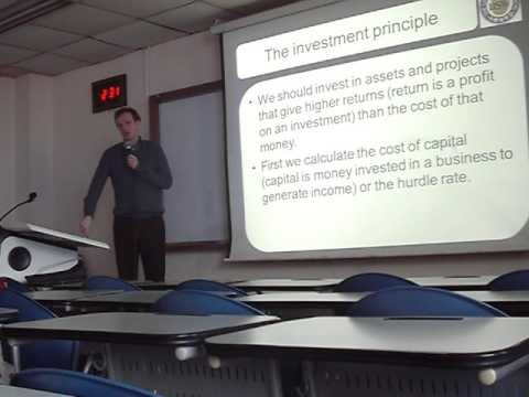1. Financial Management - Introduction