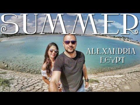 GoPro Hero 5 | Summer 2017 Alexandria Egypt | Trip Travel
