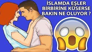 İslamda Eşler Birbirine Küserse Bakın Ne Oluyor ? O YÜZDEN ASLA YAPMAYIN
